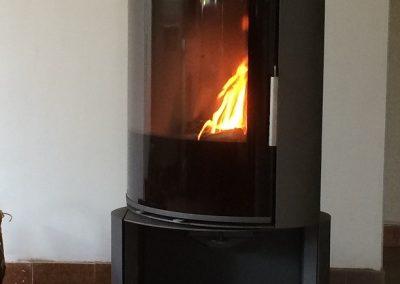 Varna fonte flamme