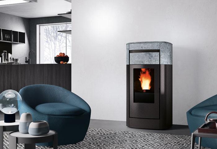 po le granul s tanche edilkamin sous avis technique du cstb. Black Bedroom Furniture Sets. Home Design Ideas